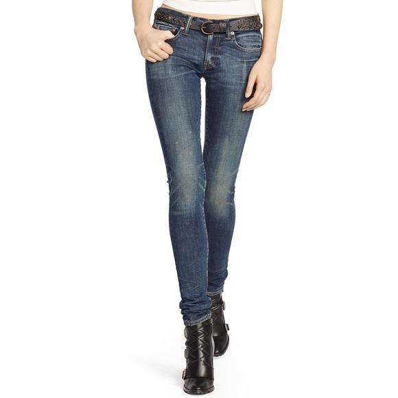 4699642993 Ralph Lauren Tompkins Skinny Jeans